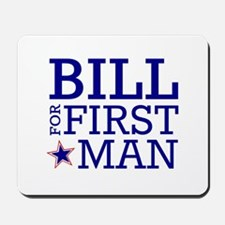 Bill for First Man Mousepad