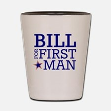 Bill for First Man Shot Glass