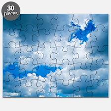 CUMULUS CLOUDS Puzzle