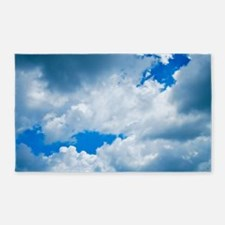 CUMULUS CLOUDS Area Rug