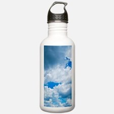 CUMULUS CLOUDS Water Bottle