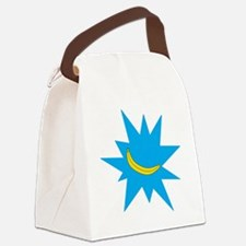 Cute Ultimate frisbee Canvas Lunch Bag