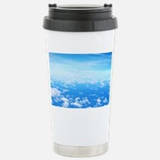 CLOUDS Stainless Steel Travel Mug