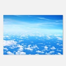 CLOUDS Postcards (Package of 8)