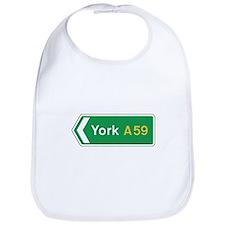 York Roadmarker, UK Bib