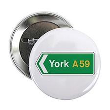 York Roadmarker, UK Button