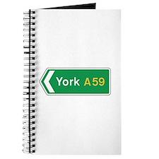 York Roadmarker, UK Journal