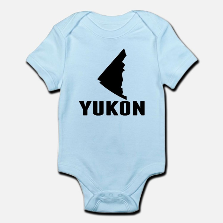 Yukon Silhouette Body Suit