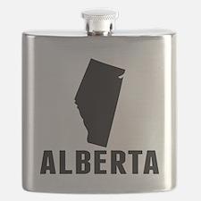 Alberta Silhouette Flask