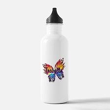 Personalize Butterfly Water Bottle