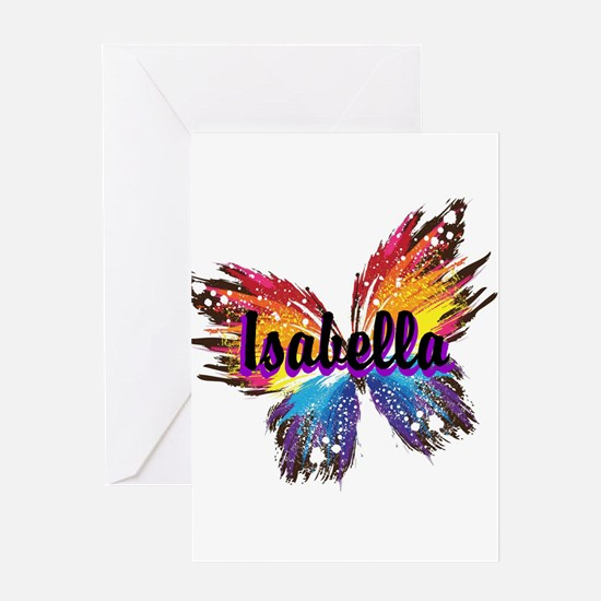 Personalize Butterfly Greeting Cards