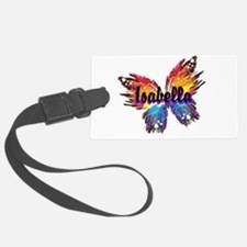 Personalize Butterfly Luggage Tag