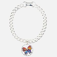 Personalize Butterfly Bracelet