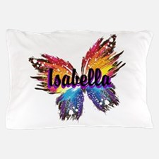 Personalize Butterfly Pillow Case