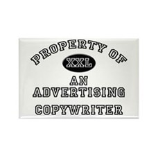 Property of an Advertising Copywriter Rectangle Ma