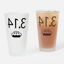 Cute 314 numbers Drinking Glass