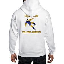 Yellow Jacket Soccer Hoodie