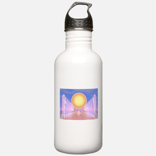 Crystal Temple Water Bottle