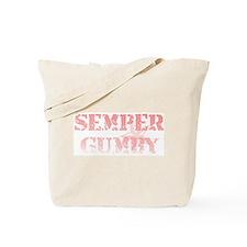 SEMPER GUMBY Tote Bag