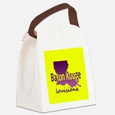Funny Lsu baton rouge Canvas Lunch Bag