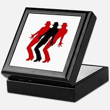 Cute Jazz dancing Keepsake Box