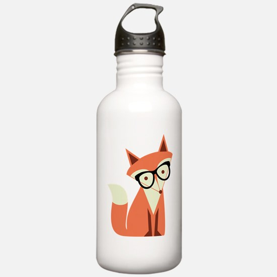 Cute Cute fox Water Bottle