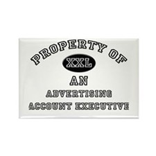 Property of an Advertising Account Executive Recta