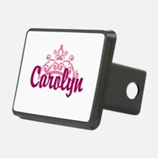 Princess Crown Personalize Hitch Cover