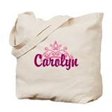 Crown Regular Canvas Tote Bag