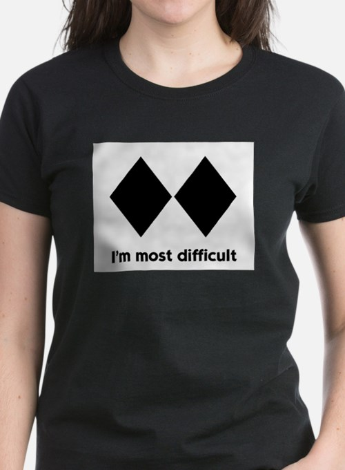 Cute Most difficult Tee