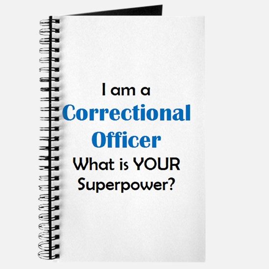 correctional officer Journal