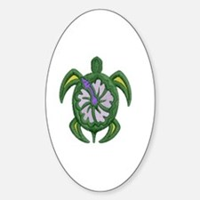 Unique Florida turtles Decal