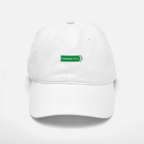 Coventry Roadmarker, UK Baseball Baseball Cap