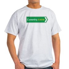 Coventry Roadmarker, UK T-Shirt