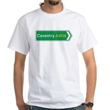 Coventry Roadmarker, UK Shirt