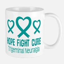 Trigeminal Neuralgia TN Ribbon Mugs