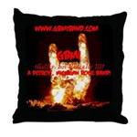 GBMI Band Throw Pillow