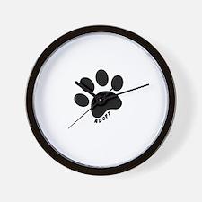 Adopt! Wall Clock