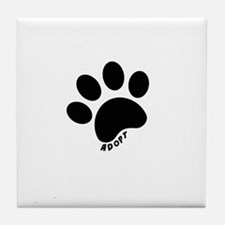 Adopt! Tile Coaster