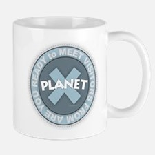 Planet X Visitors Mugs