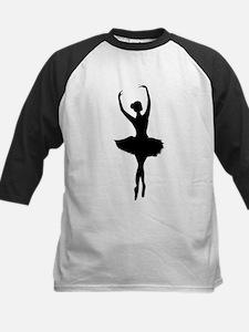 Ballerina B Baseball Jersey