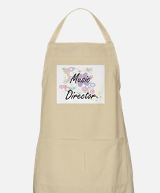 Music Director Artistic Job Design with Flow Apron