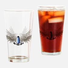 BraveHearth Drinking Glass