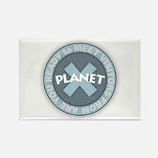 Planet X Visitors Magnets