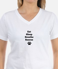 Eat Sleep Breathe Rescue T-Shirt
