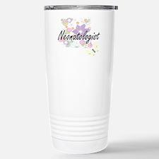 Neonatologist Artistic Travel Mug