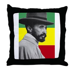 king of kingz Throw Pillow