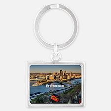 Pittsburgh Landscape Keychain
