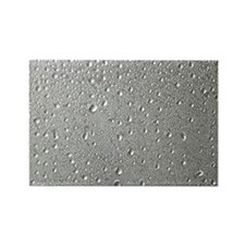 WATER DROPS 3 Rectangle Magnet