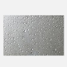 WATER DROPS 3 Postcards (Package of 8)